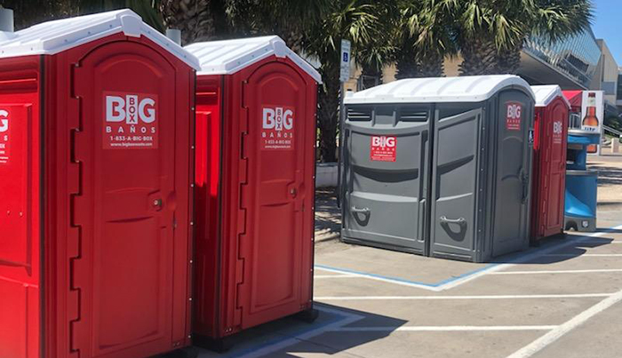 We Have Become A Leader In Roll Off Dumpster Service And Now Weu0027re Excited  To Introduce Porta Potties As Our Next Service Weu0027re Bringing To The  Businesses ...